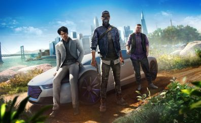 Watch Dogs 2 video game, 2016 game