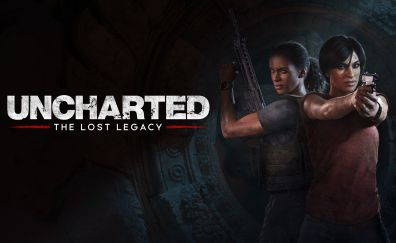 Uncharted the lost legacy video game video game