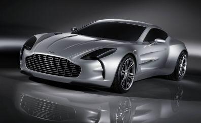 Supercar Aston Martin limited edition