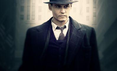 Public Enemies, 2009 movie, Johnny Depp, actor