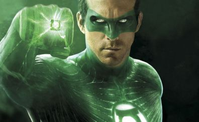 Green Lantern movie, dc comics, superhero, Ryan Reynolds