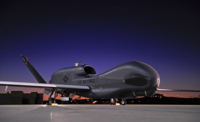 US military aircraft, plane
