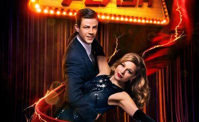 The flash tv show, special episode, duet dance