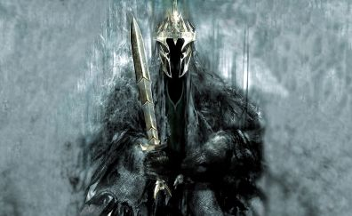 Dark warrior, The Lord of the Rings movie