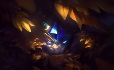 Maokai of league of legends video game