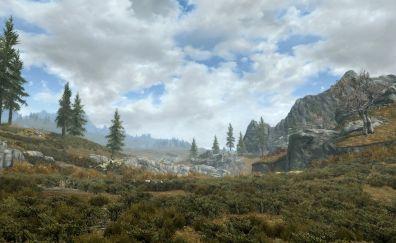 The elder scrolls v: skyrim video game