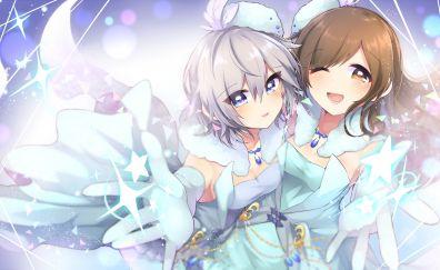 Anastasia, Minami Nitta, The Idolmaster Cinderella Girls, anime