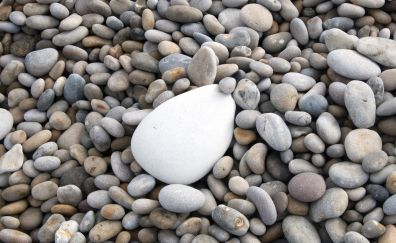Pebbles, rocks, stones