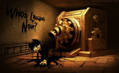 Bendy and the Ink Machine, video game, game