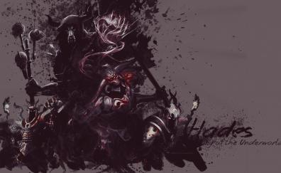 Skull, Smite mobo online game artwork