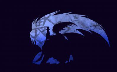 Nura: Rise of the Yokai Clan, anime artwork