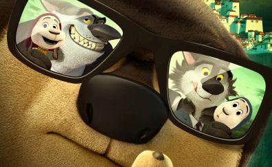 Rock Dog 2 animation movie