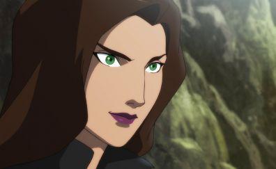 Talia al Ghul, Son of Batman, animation movie