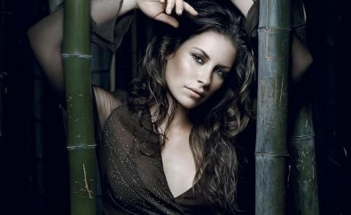 Evangeline Lilly, a Canadian Actress