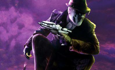 Rorschach, watchmen movie, 2009 movie