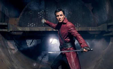 Daniel Wu into The Badlands TV series, fight