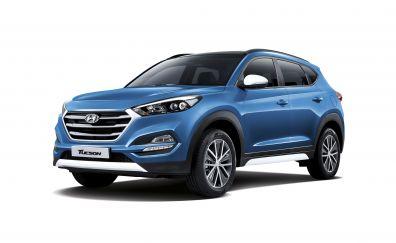 Hyundai Tucson compact car