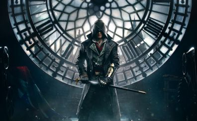 Assassin's creed syndicate video game