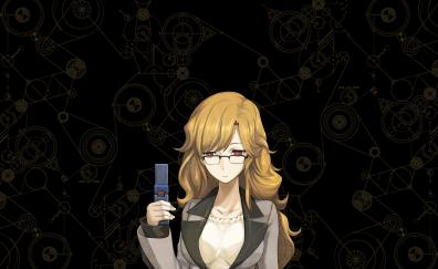 Kiryuu moeka anime girl