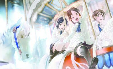 Anime girls, Sangatsu no phantasia
