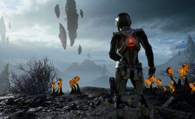 Mass Effect: Andromeda gameplay