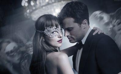 Fifty shades darker movie, Dakota Johnson and Jamie Dornan