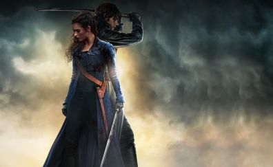 Pride and Prejudice and Zombies, 2016 movie