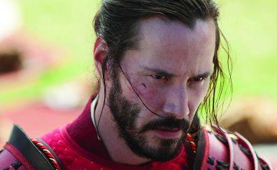 Keanu Reeves in 47 Ronin movie, 2013 movie