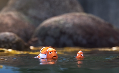 Pixer animation movie finding dory