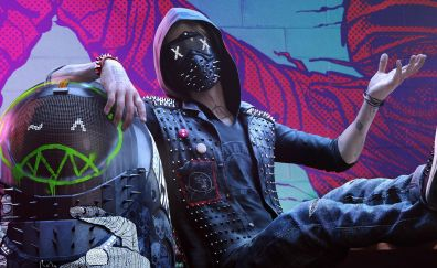 Wrench in watch dogs 2 video game