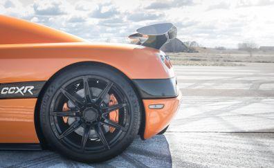 Sport Car's wheel