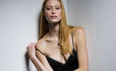 Hot Alyssa Sutherland, blonde, actress