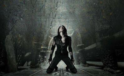 Pandorum, horror movie, 2009 movie, Antje Traue