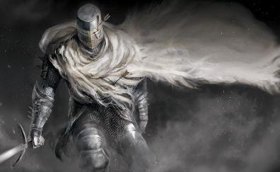 Dark souls II video game, knight