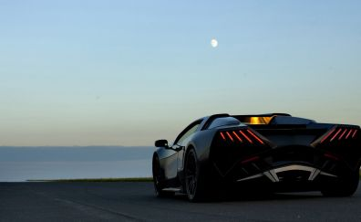 Arrinera black car