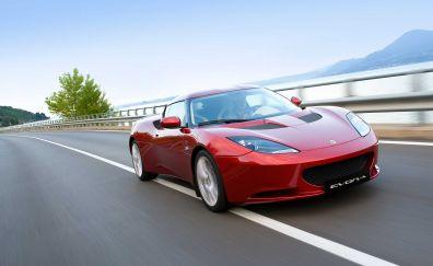 Lotus Evora sports cars