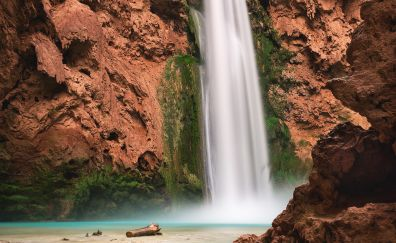 Mooney falls, Supai waterfall