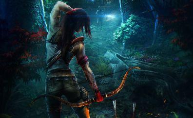 Tomb raider reborn video game