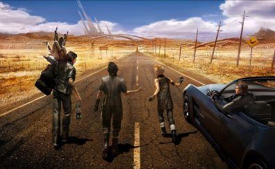 Final fantasy xv video game