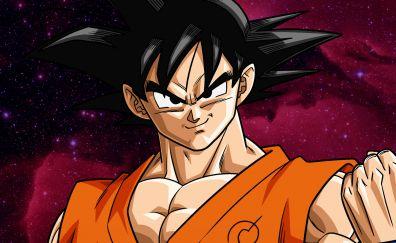 Goku, dragon ball z, anime