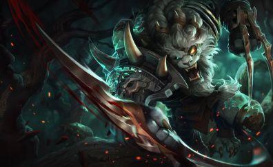 League of legends, creature, game