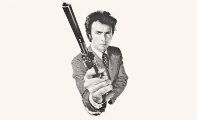Clint Eastwood, Magnum force movie