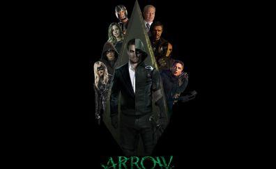 Arrow tv series season 4