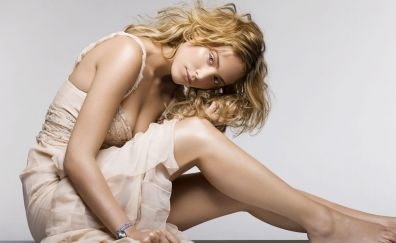 Nora Arnezeder, French celebrity, blonde, girl