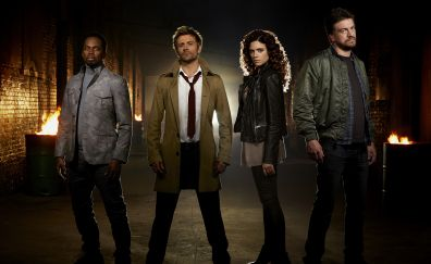 Constantine tv show, casts