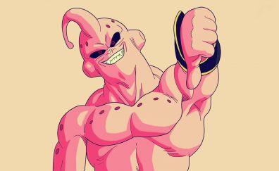 Good Buu, Majin Buu, Dragon Ball, funny, anime