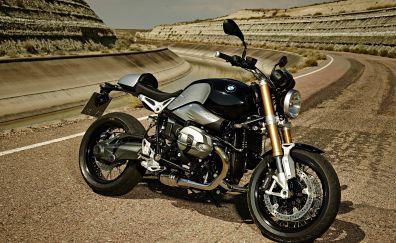 BMW R nineT motorcycle 2015