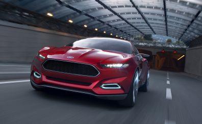 Ford's EVOS Concept Car
