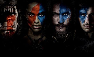 Warcraft, 2016 movie