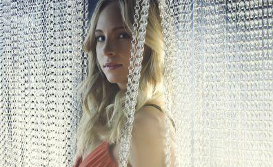 Blonde celebrity, beautiful, Candice Accola